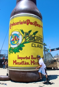 Pacifico Beer Rules
