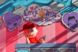 Charley Brown gets a Valentine